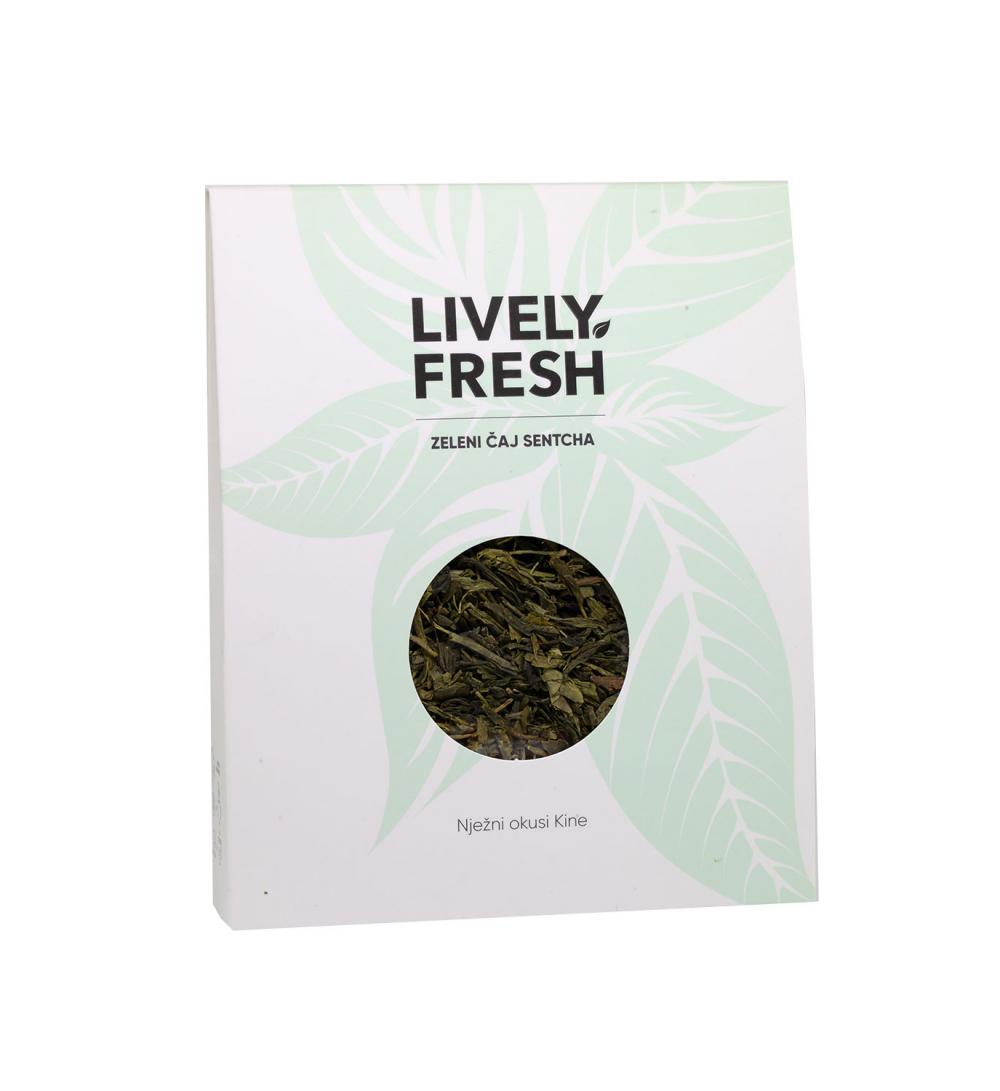 Zeleni čaj Sentcha
